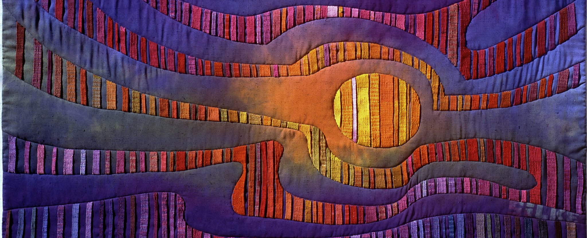Energia activa - silke artista textil