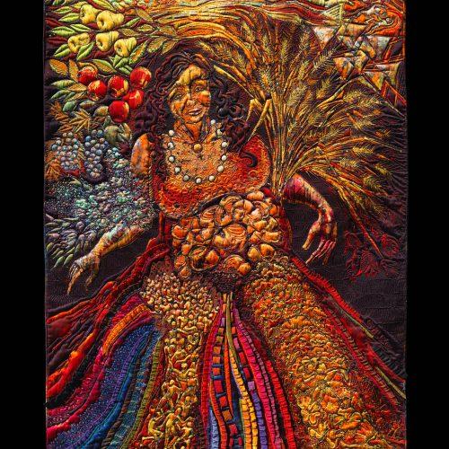 Arcano 3: La Emperatriz