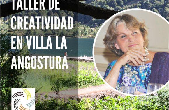 Taller de Creatividad en Villa La Angostura. 25 de Octubre