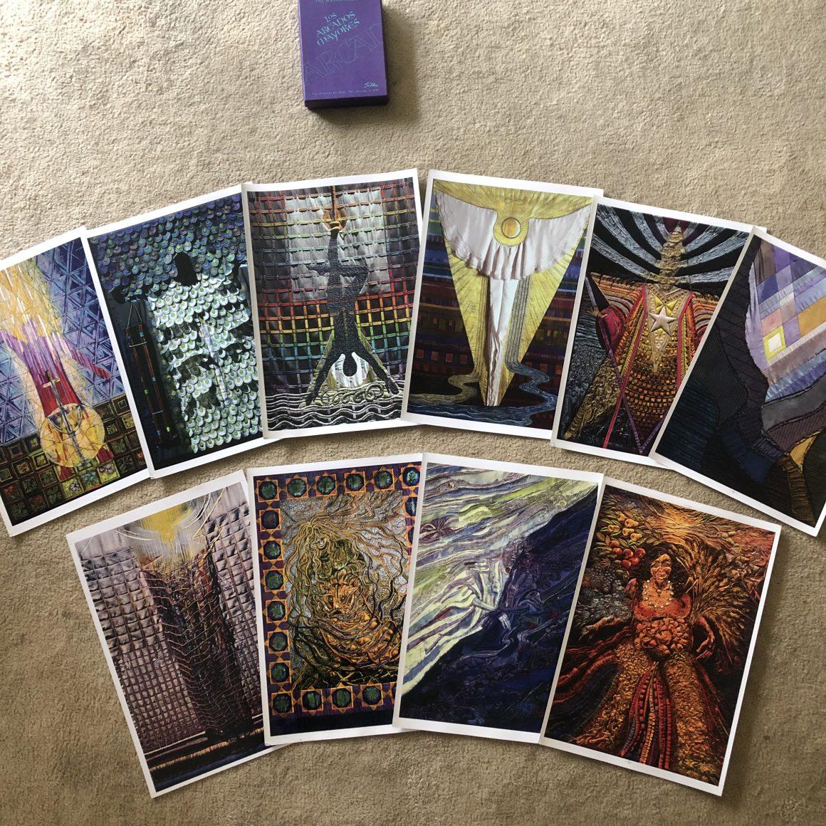 Arcana Prints
